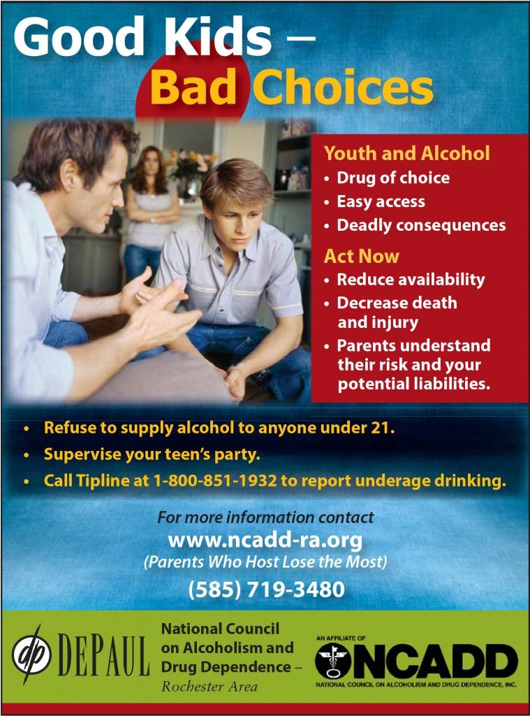 Underage Drinking 2014