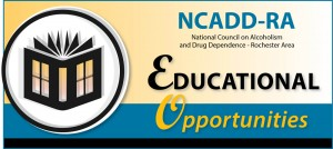 NCADD-RA Educational Opportunities Logo