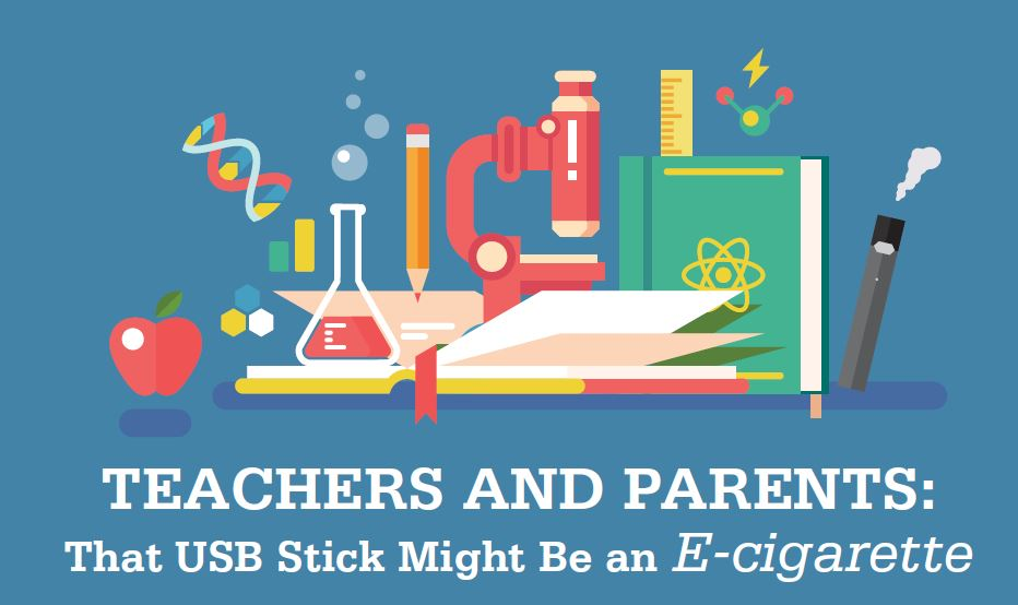 Teachers and parents e-cigarette