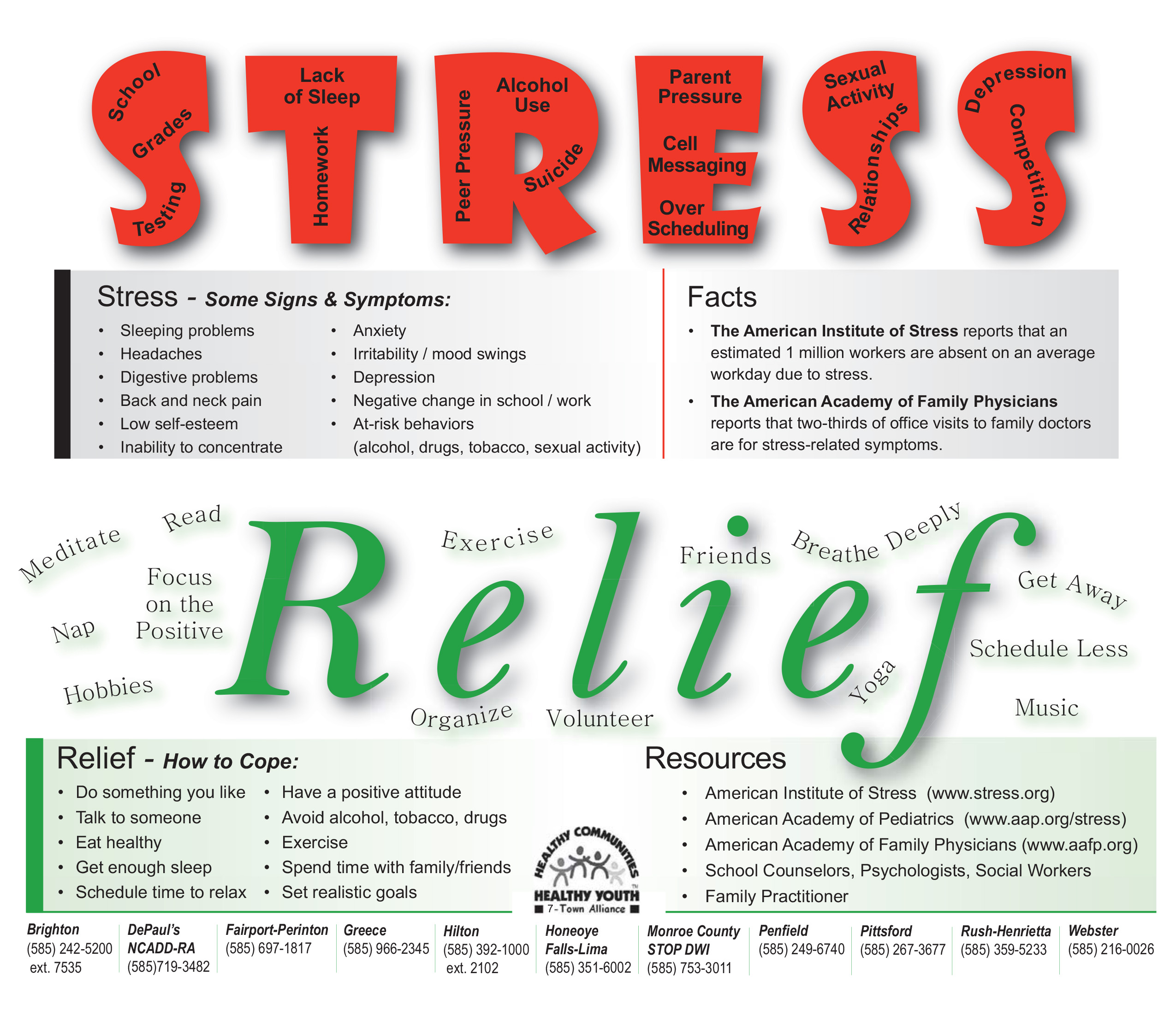 2017 Card Stress Relief 7 Town Alliance