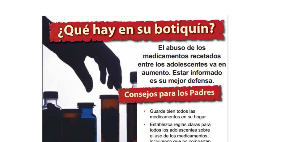Democrat And Chronicle Drug Abuse Ad Spanish