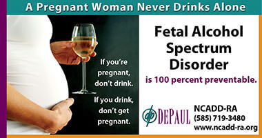 Fetal Alcohol Spectrum Disorder NCADD RA