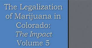 Impact Of Marijuana Legalization In Colorado HIDTA Report August 2018