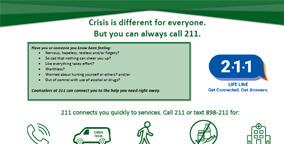 Monroe County Crisis Services 1