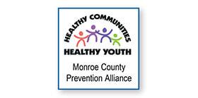 Monroe County Prevention Alliance Logo Long