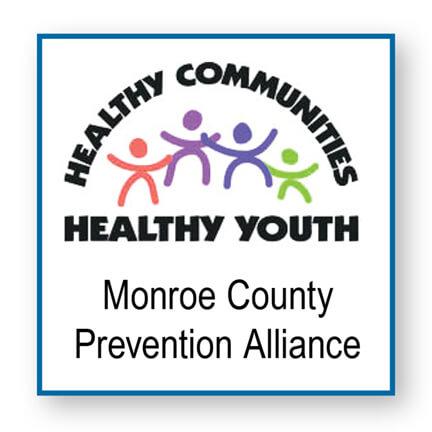 Monroe County Prevention Alliance Logo